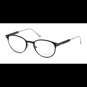 Tom Ford men glasses FT 5482/V blk/silver